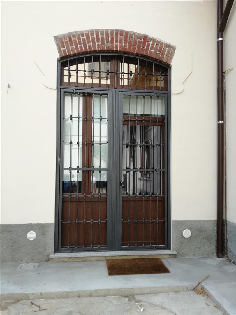 Arco Per Porta vailati - porte e finestre su misura